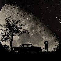 Под луной. :: Лилия .