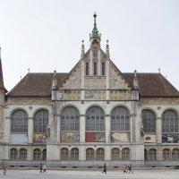 Национальный музей в Цюрихе :: Татьяна Манн