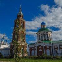 Свято -Покровский храм,1769г. :: Сергей Цветков