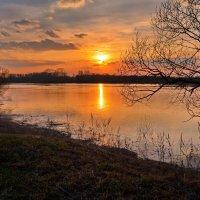 Весенние зарисовки заката... :: Вадим Телегин