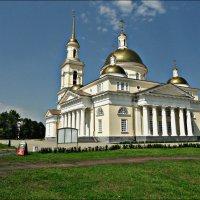 Спасо-Преображенский собор в Невьянске. :: Leonid Rutov