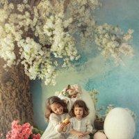 Пасхальная открытка :: Кристина Мащенко