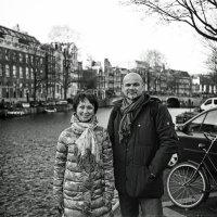 Вдоль каналов Амстердама :: Евгений Золотаев