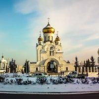 Храмы России :: Мария Богуславская
