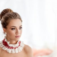 Нежное утро невесты :: Галина