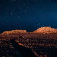 Зимнее ясное небо ночное… :: Юрий Харченко