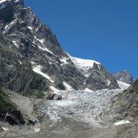 ледник Чалаади ,Сванети ,Грузия :: Alla Swan