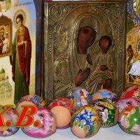С Праздником Светлой Пасхи! :: Дмитрий Петренко
