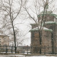 Церковь Декабристов в Чите :: Марина Кириллова