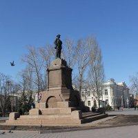 Памятник В.И.Ленину :: Александр Алексеев