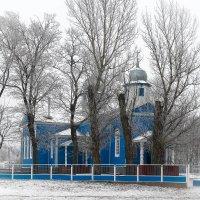 Синее на белом. :: Андрий Майковский