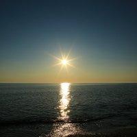 Пасхальный закат :: valeriy khlopunov