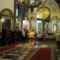 В Казанском соборе... :: tipchik