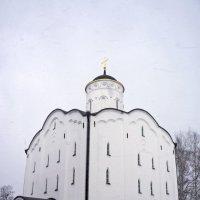Иверской иконы Божией Матери собор :: Ольга Маркова