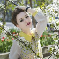 Весна :: Лилия Лекомцева