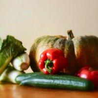 Овощи :: Анна