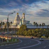 Закатное солнце....в августе... :: Viacheslav Birukov