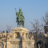 Памятник Иштвану I – основателю венгерского государства :: Александр