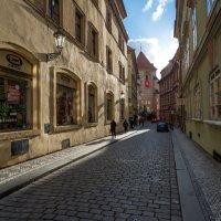 утро в Праге :: Сумбат Давыдян