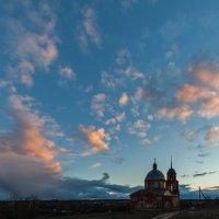 Успенский храм с. Нижний Воргол :: Илья Костин