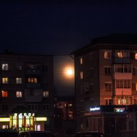 Полнолуние :: Дмитрий Костоусов