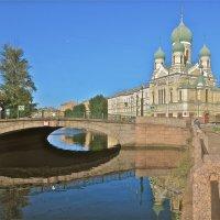 церковь исидора юрьевского и николая чудотворца :: Елена