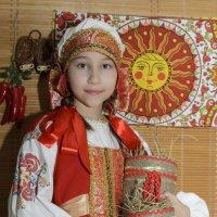 красна девица :: Ольга Русакова