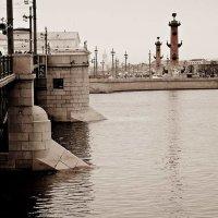 Дворцовый мост :: Galina Belugina