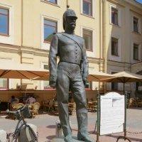 Памятник Петербургскому полицейскому :: Вера Щукина