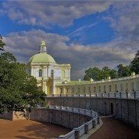 На балюстрадах Меншиковского дворца... :: Sergey Gordoff