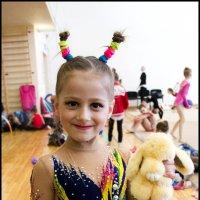 Юнная гимнастка :: Алексей Патлах