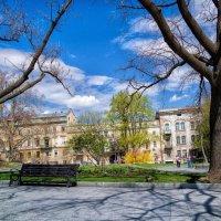 Прекрасное апрельское утро. :: Вахтанг Хантадзе
