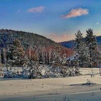Зима сдается :: Борис Соловьев