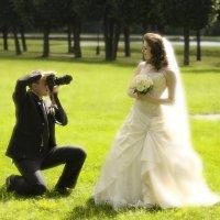 Оказалось  жених  еще  и  фотолюбитель ! :: Виталий Селиванов