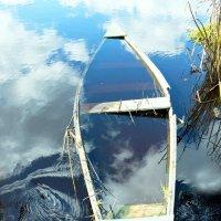Большая вода. :: Ирэна Мазакина