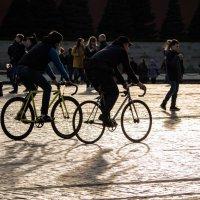 Золотой час велосипедиста :: Константин Фролов