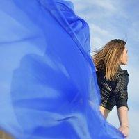 Навстречу ветру :: Наталья Изразова