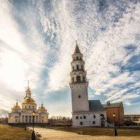 Невьянская башня :: Nataliya Belova