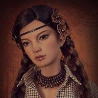 девушка хиппи :: Алиса Колмагорова