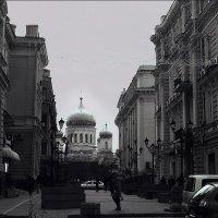 Низкое небо :: Николай Семёнов