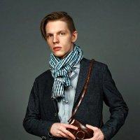 Man. Portrait. :: Михаил Трофимов