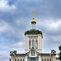Скитские врата с колокольней :: Николай Варламов