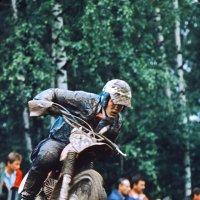мотокросс 1983 :: Игорь Смолин
