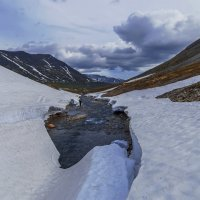 Снежные чертоги :: Альберт Беляев