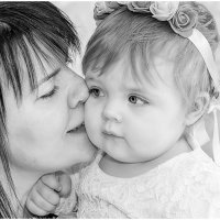Бабушка и внучка :: Алексей Румянцев