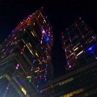 Цветные высотки :: Christine WildWind