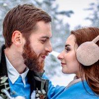 Зимняя Свадьба Алины и Юрия :: Виктория Винс