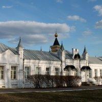 Николо-Угрешский монастырь. :: elena manas
