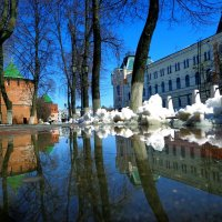 весна идет... :: Наталья Сазонова
