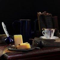 Про кофе, сыр и не только... :: Наталья Казанцева